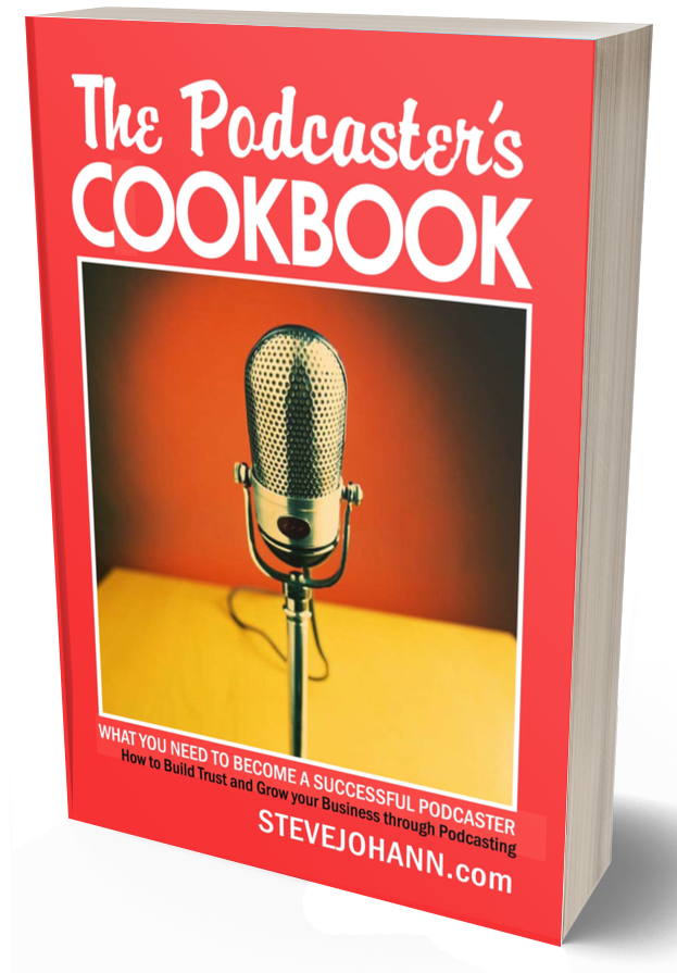 Podcasters Cookbook 3DB